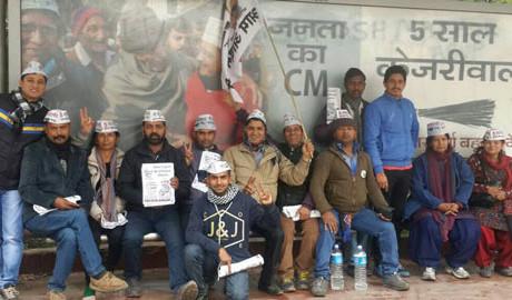AAP-Uttarakhand-in -delhi
