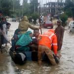 कश्मीर में बाढ़ के बीच सेना का ऑपरेशन मेघराहत-2 शुरू