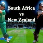 वर्ल्ड क्रिकेट के पहले सेमीफाइनल में कीवी टीम ने द.अफ्रीका को दिखाया बाहर का रास्ता