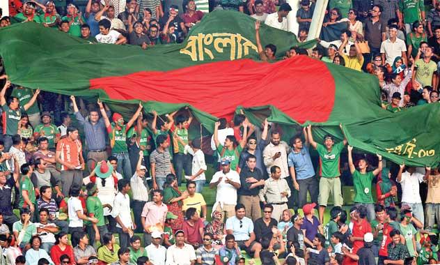 bangladeshi fans
