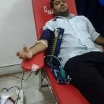 शहीद दिवस पर सी.वाई.एस.एस. देहरादून का रक्त दान शिविर