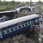 जनता एक्सप्रेस पटरी से उतरी, 22 यात्रियों की मौत, 150 घायल