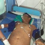 बीजेपी सांसद के भाई ने की बेहोश होने तक पिटाई