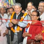 सी.एम. हरीश रावत ने किया बैसाखी मेला 2015 का उद्घाटन