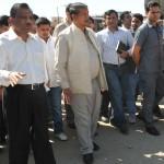मुख्यमंत्री हरीश रावत का आई.एस.बी.टी. पर औचक निरिक्षण