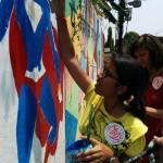 मैड ने नेश्विल्ला में एक और चित्रकला प्रदर्शित कर पूरे किये 21 कायापलट अभियान