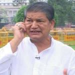 बारिश से हुए नुकसान पर सी.एम. हरीश रावत ने की केन्द्रीय कृषि मंत्री से फोन पर बात