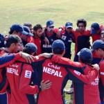 नेपाल ने मांगी क्रिकेट के विकास में भारत की सहायता