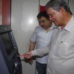 देहरादून का पहला भारतीय डाक एटीएम का शुभारम्भ