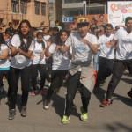 एस्लेहाॅल से क्लाॅक टावर तक ''आर-स्ट्रीट'' के आयोजन