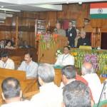 राष्ट्रपति ने उत्तराखण्ड विधानसभा के विशेष सत्र को संबोधित किया