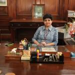 डा0 सविता एफआरआई की पहली महिला निदेशक बनी