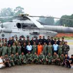 भूकंप पीड़ित नेपाल में भारतीय वायु सेना की कार्रवाई पूरी