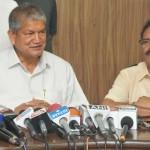 मुख्यमंत्री हरीश रावत ने अपने सरकारी संसाधनो में किया कटौती