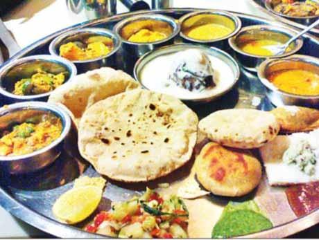 thali-bhojan