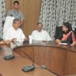 किसानो के लिए जारी योजना का प्रस्ताव केंद्र सरकार को भेजा