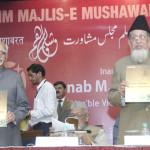 उपराष्ट्रपति ने ऑल इंडिया मुस्लिम मजलिसे मुशावरत का उद्घाटन किया