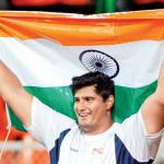 राष्ट्रीय खेल विकास निधि से एथलीट विकास गौड़ा को वित्तीय सहायता मिली