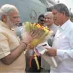 हरीश रावत ने प्रधानमंत्री को केदारनाथ आने का निमंत्रण दिया