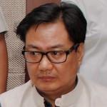 सरकार एनएसजी की अहम जरूरतों को पूरा करने के लिए प्रतिबद्ध : किरण रिजिजू