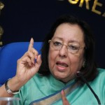 केन्द्र सरकार समग्र विकास की ओर बढ़ रही है: नजमा हेपतुल्ला
