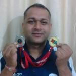 युवाओ के लिए प्रेणनास्रोत खिलाड़ी प्रेम कुमार