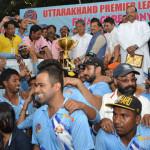 उत्तराखण्ड प्रीमियर लीग की पहली विजेता बनी हरिद्वार की टीम