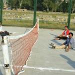 विकलांग लोगो के जीवन में खिलाडी प्रेम कुमार भर रहे है खुशिया