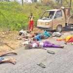 सड़क दुर्घटना ,समाज और मानवता