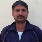 हत्या और अपहरण का फरार आरोपी दबोचा गया