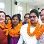 महिला कांग्रेस की अब तक की सबसे बड़ी कार्यकारिणी घोषित