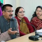 महिला कांग्रेस का २७ जनवरी को केन्द्र के खिलाफ धरना-प्रदर्शन