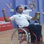 विकलांग खिलाड़ी प्रेम कुमार 150 विकलांग लोगो को दे रहे है खेल प्रशिक्षण