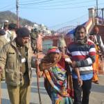 अर्धकुम्भ: वृद्धजनों को घाटों तक लाने ले जाने के लिए विशेष व्यवस्था