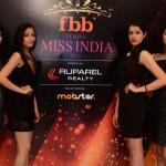 फेमिना मिस इंडिया आॅडिशन में युवा लड़कियों ने लिया हिस्सा