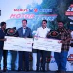 मारुति सुजुकी रैली चैम्पियनशिप : कार्तिक और एस. शंकर आनंद रहे अव्वल