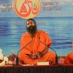 स्वामी रामदेव का 22वां संन्यास दिवस मनाया गया