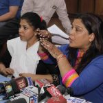 महिला ने डीजीपी पर लगाया यौन शोषण का आरोप