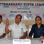उत्तराखण्ड सुपर लीग के फुटबाल टीमों की नीलामी 29 को