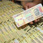 घरेलू काले धन पर 50,000 करोड़ रूपये की कर चोरी पकड़ी गई