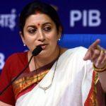 कपड़ा मंत्री भारत अंतर्राष्ट्रीय सिल्क मेला का करेंगी उद्घाटन