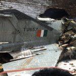 भारतीय वायुसेना का मिग-27 विमान जोधपुर के निकट दुर्घटनाग्रस्त