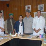 प्रसिद्ध गायक कैलाश खेर ने केदारनाथ पर निर्मित म्यूजिकल सीरीयल की प्रस्तुति दी
