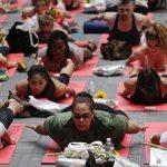 पर्यटन मंत्रालय मना रहा है अंतर्राष्ट्रीय योग दिवस