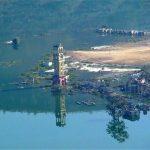 टिहरी झील बनी आसपास के गांवों के लिए आफत
