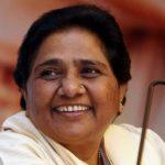 माया की मुश्किल, बीजेपी नेता ने भेजा कानूनी नोटिस