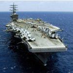 नौसेना का रिमोट नियंत्रित विमान समुद्र में डूबा