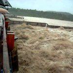 हरिद्वार में गंगा का जलस्तर उफान पर