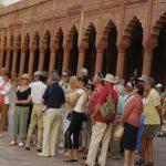 भारत में विदेशी पर्यटक आगमन में 7.3 प्रतिशत की वृद्धि