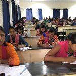 3825 महिलाओ ने दी महिला कॉन्स्टेबल भर्ती परीक्षा
